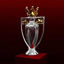 Who will be holding this trophy aloft come May?
