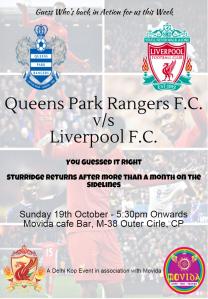 QPR vs Liverpool 2